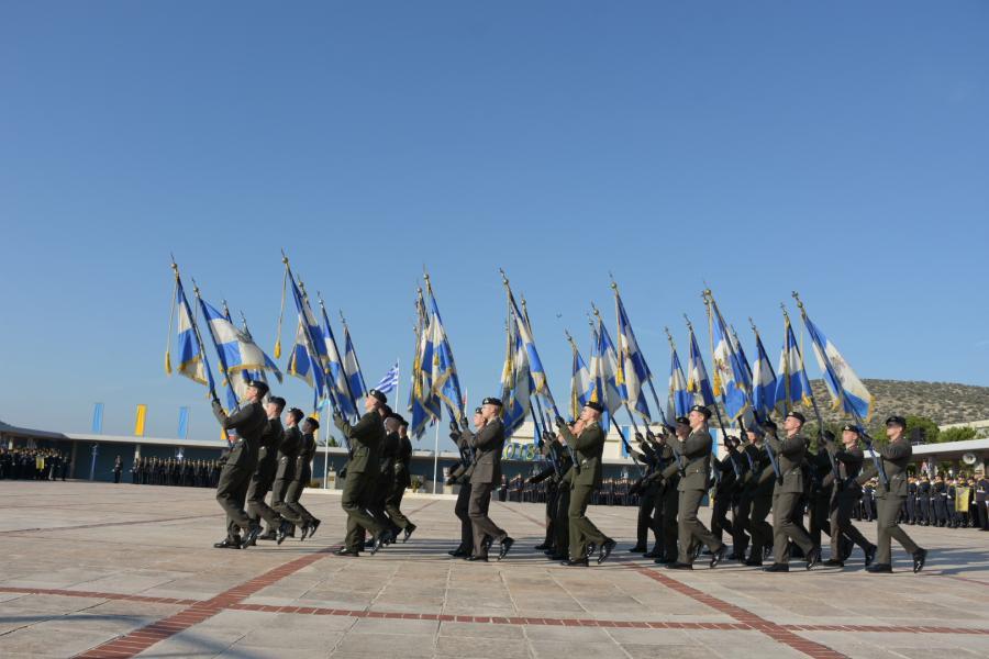 Ο ΥΕΘΑ Πάνος Καμμένος στην τελετή ορκωμοσίας πρωτοετών Ευελπίδων Τάξεως 2022 και στις εκδηλώσεις για τα 190 χρόνια της Στρατιωτικής Σχολής Ευελπίδων