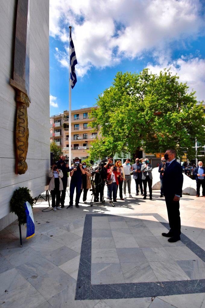 Παρουσία ΥΦΕΘΑ Αλκιβιάδη Στεφανή στον Εορτασμό της 101ης Επετείου Απελευθέρωσης της Κομοτηνής & Αλεξανδρούπολης