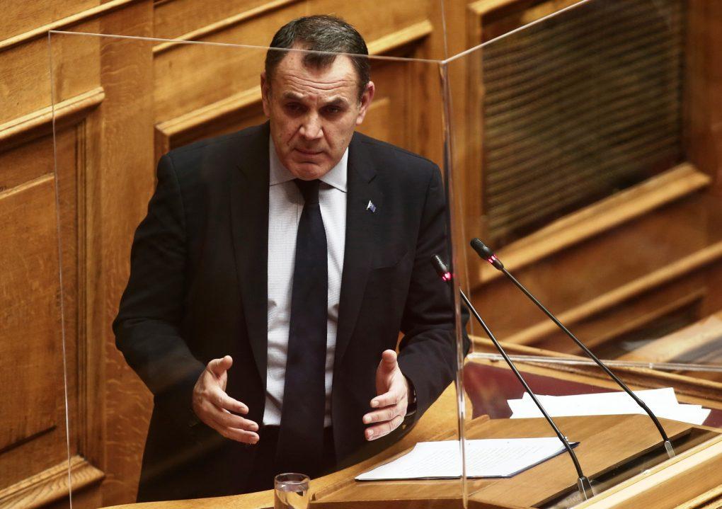 Τι απάντησε ο Παναγιωτόπουλος για τη Διάθεση Μέσων και Προσωπικού στην Κατάσβεση Μαινόμενων Πυρκαγιών